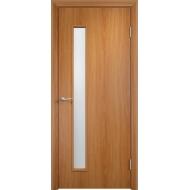 Межкомнатная ламинированная дверь Тетра Миланский орех