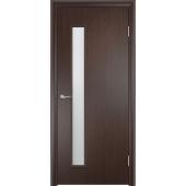 Межкомнатная ламинированная дверь Тетра Венге