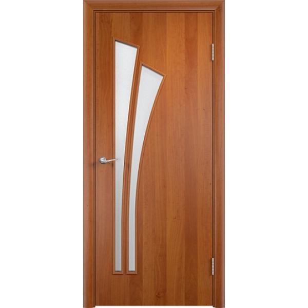 Межкомнатная дверь Тюльпан Груша