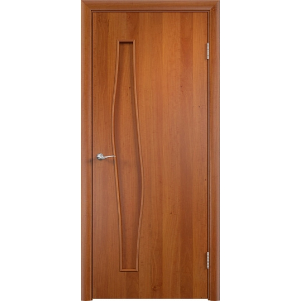 Межкомнатная дверь Волна Груша
