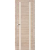 Межкомнатная дверь Экошпон М2-2 сатинат