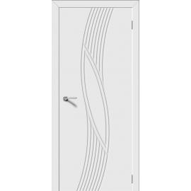Эмалированная дверь ДК