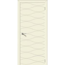 Эмалированная дверь ДК2