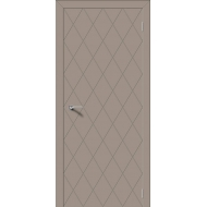 Эмалированная дверь ДК4