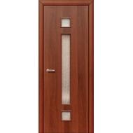 Межкомнатная ламинированная дверь Квадро