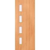Межкомнатная ламинированная дверь Квартет