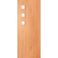 Межкомнатная ламинированная дверь Триада
