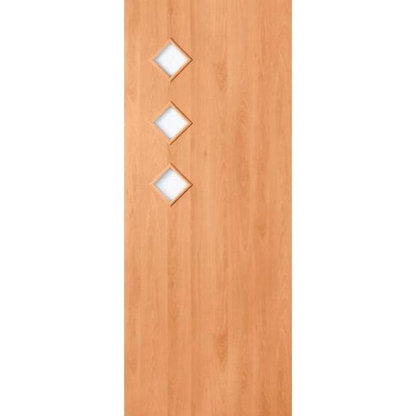 Межкомнатная дверь Тройка