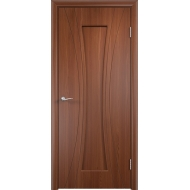Межкомнатная дверь ПВХ Богемия Орех