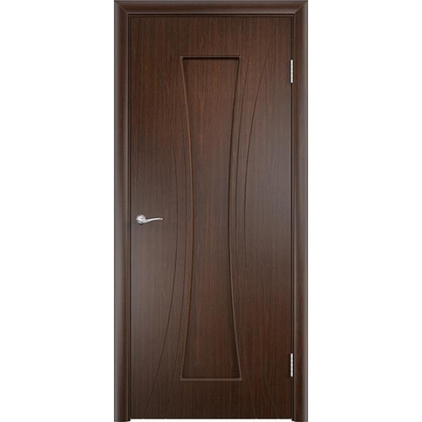 Межкомнатная дверь ПВХ Богемия Венге