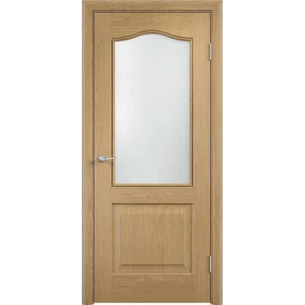 Межкомнатная дверь ПВХ Классика Дуб