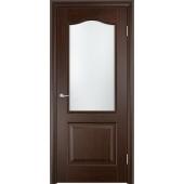 Межкомнатная дверь ПВХ Классика Венге
