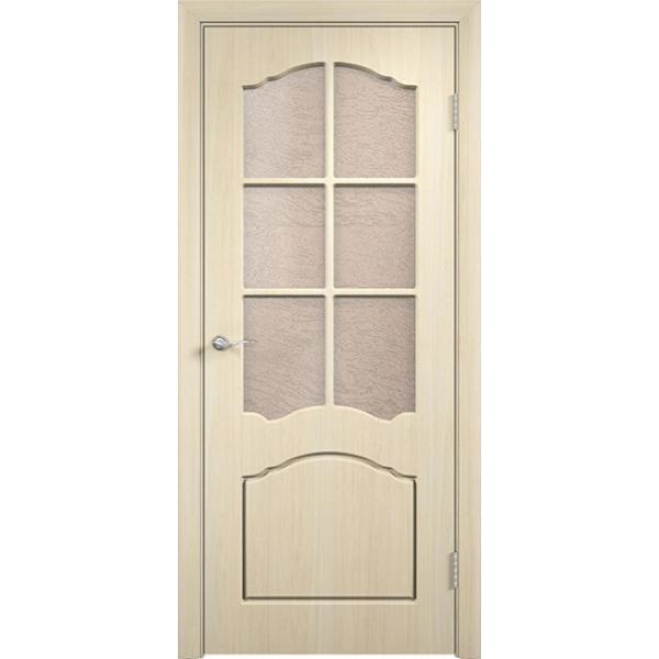 Межкомнатная дверь ПВХ Лидия Береза