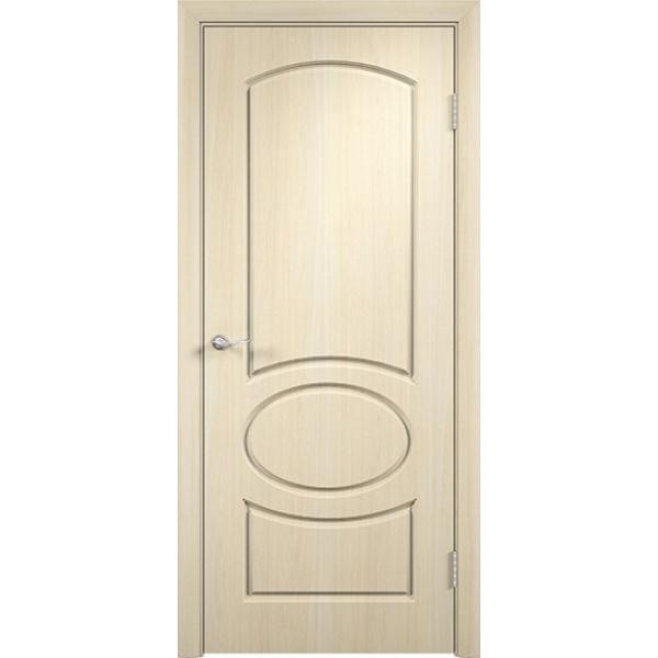Межкомнатная дверь ПВХ Неаполь Береза