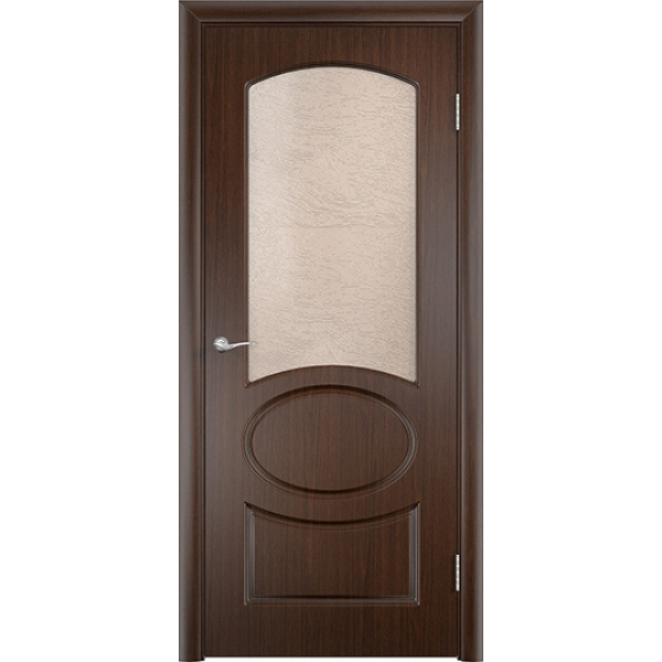 Межкомнатная дверь ПВХ Неаполь Венге