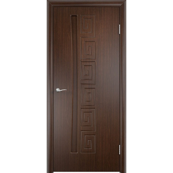 Межкомнатная дверь ПВХ Омега Венге