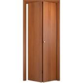 Складная межкомнатная дверь ДПГ Груша