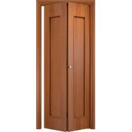 Складная межкомнатная дверь Тетра Груша